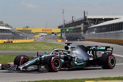 Una polémica sanción a Vettel impide su triunfo y se lo brinda a Hamilton