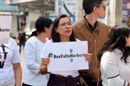 El secuestro del joven estudiante universitario Norberto Ronquillo causa indignación en México
