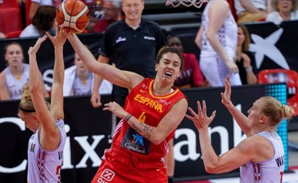 España recupera sus buenas sensaciones ante Bélgica