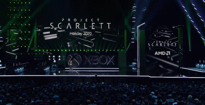 Project Scarlett, la próxima generación de Xbox, llegará a finales de 2020