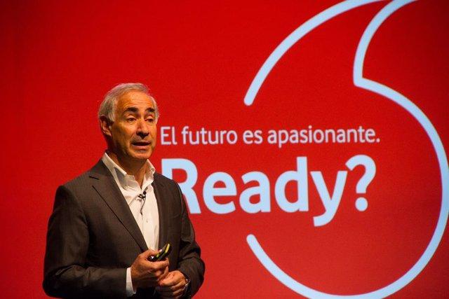 Vodafone llançarà aquest estiu la seva xarxa comercial de 5G a Espanya