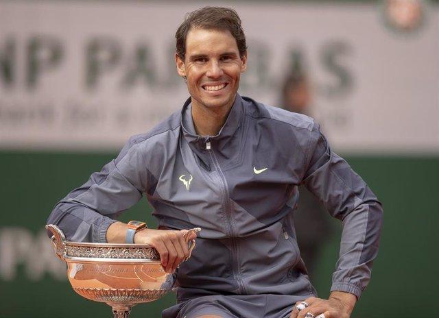 Tenis.- Nadal conserva el segundo puesto en la ATP tras su duodécimo Roland Garros
