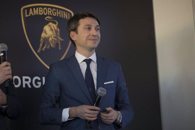 """Economía/Motor.- Lamborghini prevé un 2019 """"muy positivo"""" e incrementar un 40% sus ventas mundiales"""