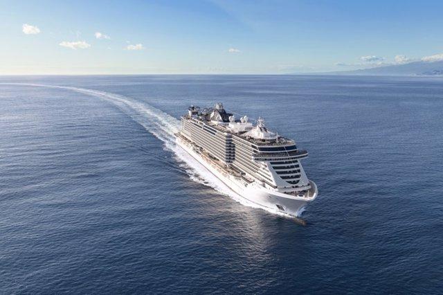 MSC Cruceros incrementa su presencia en Mallorca en un 12% respecto a 2018
