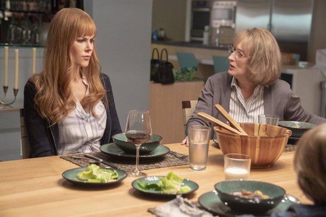 La segunda temporada de Big Little Lies con Meryl Streep llega este lunes a HBO
