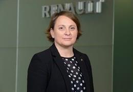 Economía.- Susana Acebo, nueva directora de posventa de Renault Iberia