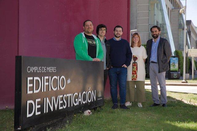 Personal investigador de la Universidad de Oviedo consigue reducir efectos de la contaminación minera