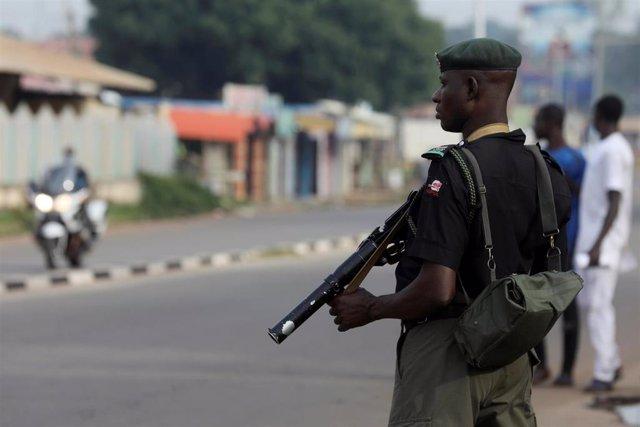 Nigeria.- Estado Islámico reivindica la muerte de once soldados en Nigeria