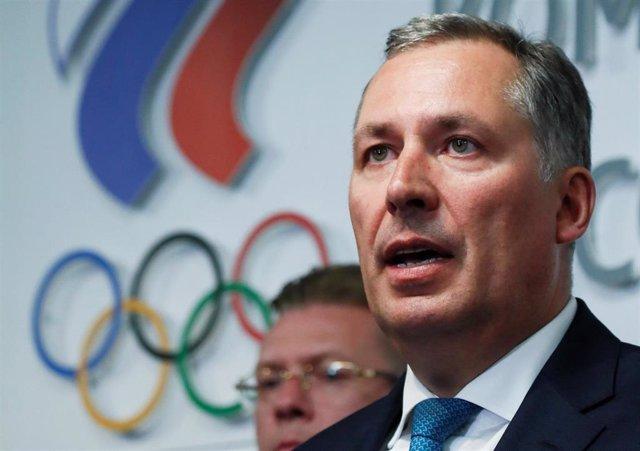 """Dopaje.- El presidente del comité olímpico ruso tilda de """"lamentable"""" que la IAAF les amplíe el veto por dopaje"""