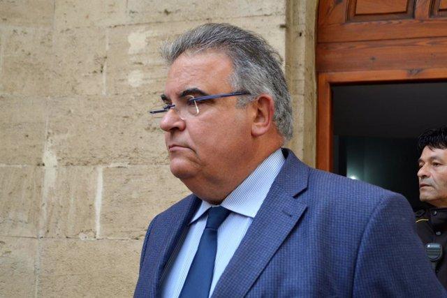 El fiscal cap de Balears, Bartomeu Barceló