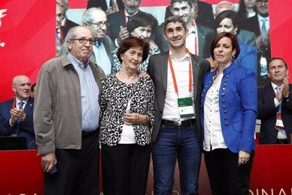 Undiano Mallenco recibe la Medalla de Oro y Brillantes de la RFEF