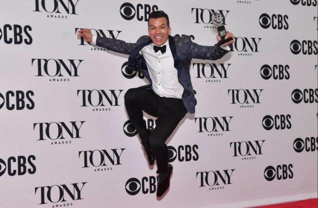 El colombiano Sergio Trujillo gana el Tony a mejor coreografía