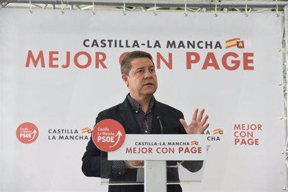"""Page  a Cs si no apoya a PSOE en las capitales: """"En el resto tendrán que entenderse con el PP y Vox"""""""