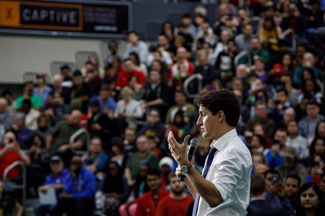 Canadá.- Trudeau expulsa a dos exministras del grupo parlamentario liberal dada su falta de confianza en el Gobierno