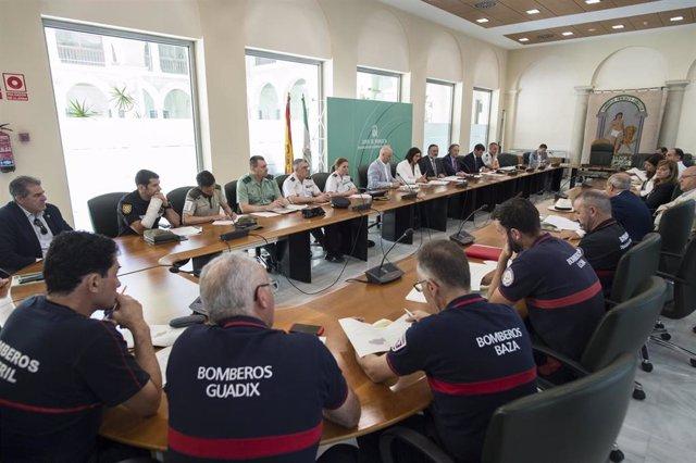 Granada.- Activado el Plan Infoca contra incendios, con un presupuesto de 24 millones de euros en la provincia