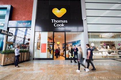R.Unido.- Thomas Cook se dispara más de un 17% en Bolsa tras confirmar negociaciones con la china Fosun