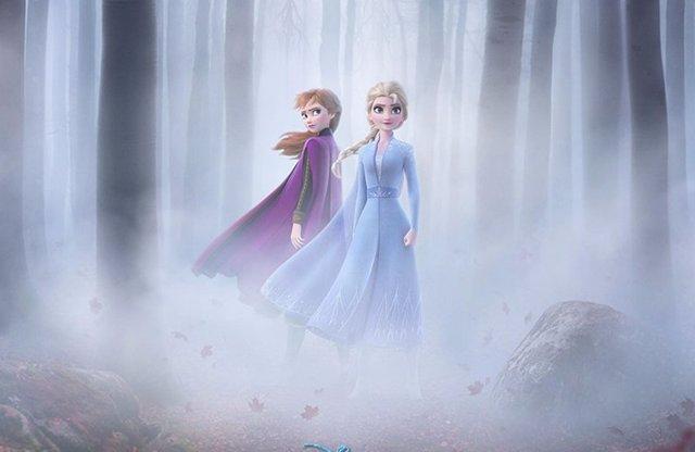 El nuevo tráiler de Frozen 2 es inminente y prepara su llegada con nuevo póster