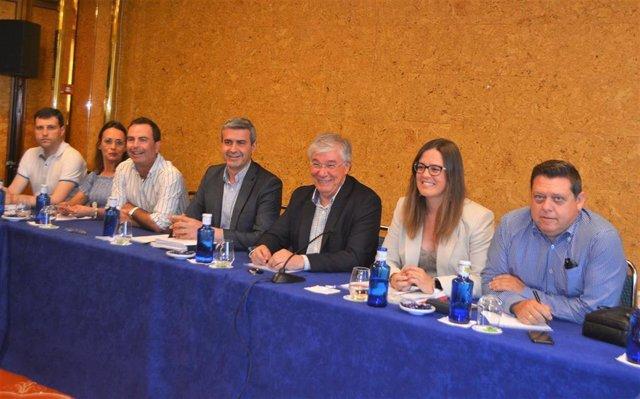 La Ejecutiva Provincial del PSOE propondrá a Álvaro Gutiérrez como candidato a la Presidencia de la Diputación de Toledo