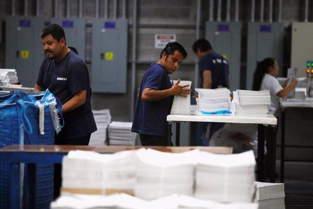 Guatemala.- Llega a Guatemala el jefe de la misión de la OEA para observar las elecciones generales del domingo
