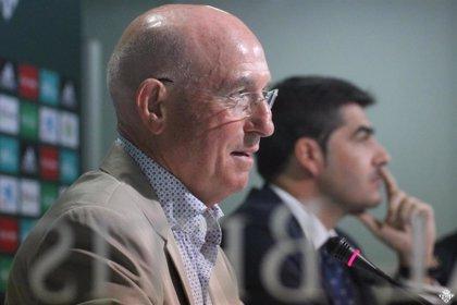 Serra Ferrer presenta su dimisión y abandona el Real Betis