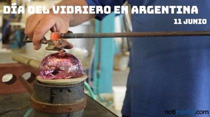 11 de junio: Día del Vidriero en Argentina, ¿a qué hace honor esta fecha?