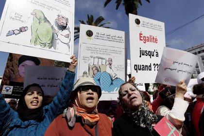 Al menos el 54 por ciento de las mujeres son víctimas de la violencia en Marruecos