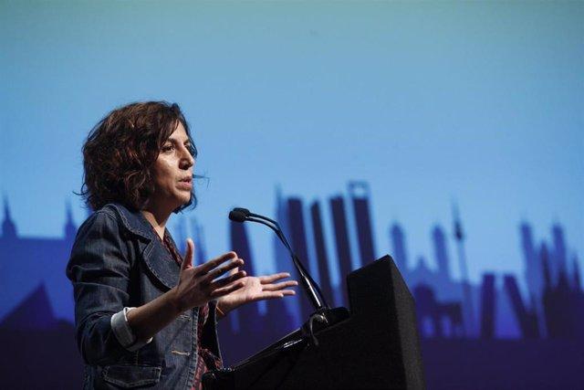 Irene Lozano entrega este jueves al Bundestag una carta de Ana Pastor por una moción sobre Cataluña