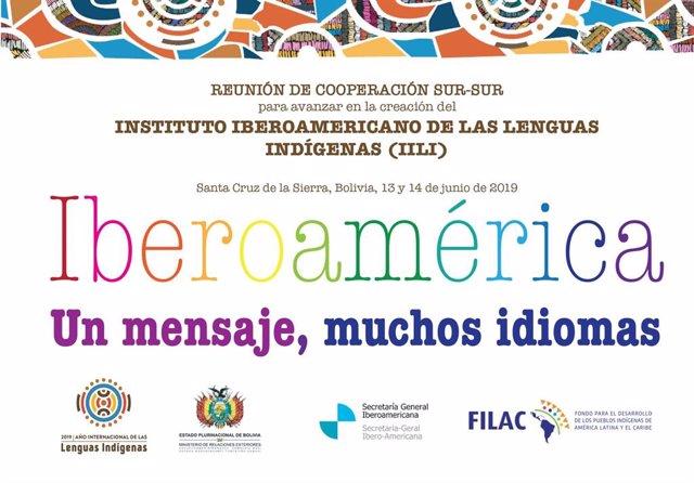 Altas autoridades iberoamericanas se reunirán en Bolivia para crear el Instituto Iberoamericano de Lenguas Indígenas