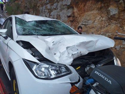Detenido un conductor ebrio y drogado por causar un choque mortal en Barcelona