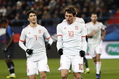 """Oyarzabal: """"Es importante tener presente en el Europeo Sub-21 las sensaciones de estos dos años"""""""