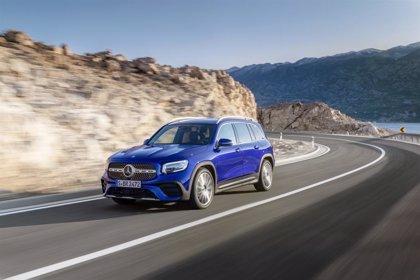 Mercedes-Benz lanzará a finales de año el nuevo GLB, con hasta siete plazas