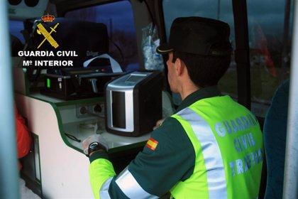 Investigado un camionero por circular por Ciudad Real sextuplicando la tasa de alcohol permitida