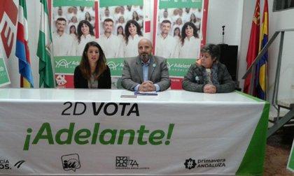 La voz de los extrabajadores de la Fábrica de Uranio de Andújar volverá al Parlamento con una PNL de Adelante
