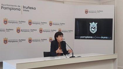 """Eguino se despide como concejala en Pamplona y pide """"impedir, como sea, un gobierno de derechas"""""""