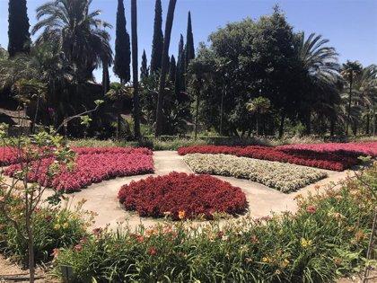 La Concepción pone en marcha una nueva experiencia sensorial con 'El Jardín de los Sentidos'