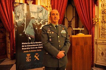 """El coronel jefe de la Comandancia de Algeciras dice que """"el principio de autoridad está totalmente restituido"""""""