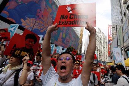 China defiende la reforma de la ley de extradición de Hong Kong frente a las multitudinarias protestas