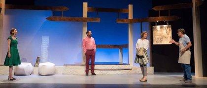 Suripanta Teatro lleva este viernes a la Sala Trajano de Mérida 'Caimanes', una comedia sobre las mentiras cotidianas