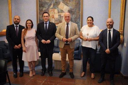 Diputación y Universidad de Córdoba fortalecen sus líneas de colaboración gracias a la firma de ocho convenios