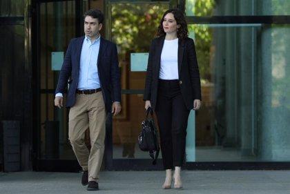 """Díaz Ayuso asegura que no habrá """"sorpresas"""" en la votación de la Mesa: """"Hemos llegado a un acuerdo"""""""
