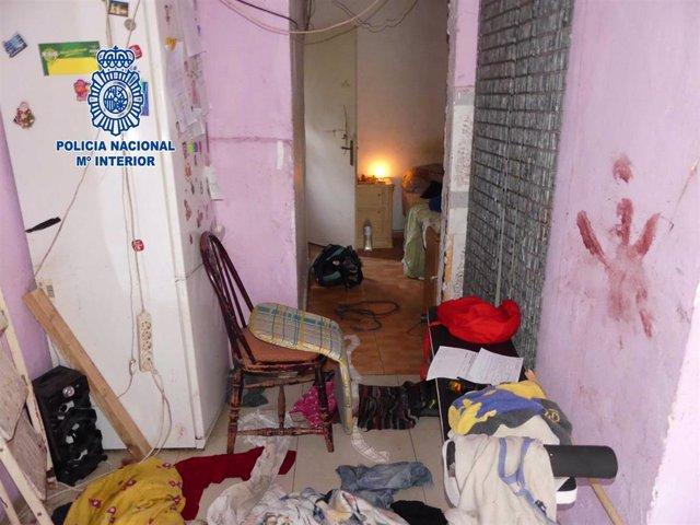 Sucesos.- Detenido en Tenerife por intentar asesinar a su compañero de piso