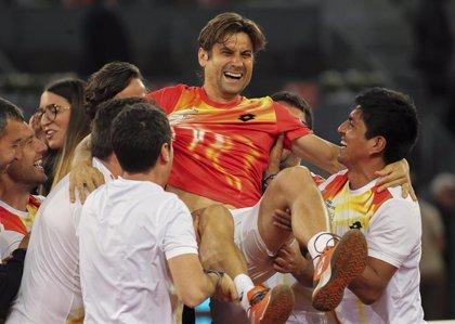 David Ferrer recibe este miércoles la Medalla de Oro al Mérito Deportivo