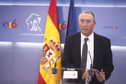 Compromís exigirá al PSOE un calendario de nueva financiación para apoyar a Pedro Sánchez