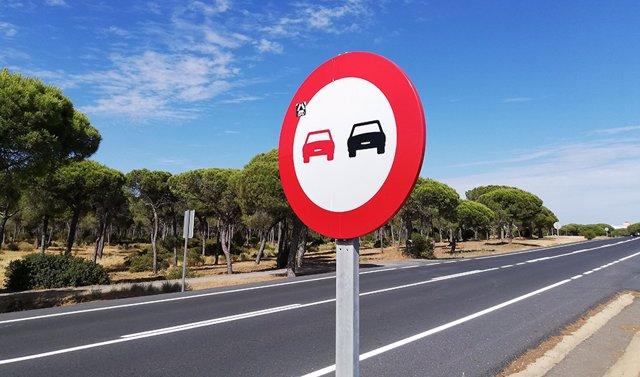 Consejo.- La Junta prepara un plan de seguridad vial que reduzca los tramos de concentración de accidentes