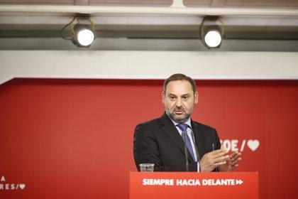 El PSOE aclara que Gobierno de cooperación no equivale a coalición, pero puede incluir independientes de referencia