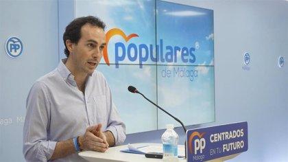 El PP destaca que el 25% de la inversión de la Junta en infraestructuras educativas será para Málaga