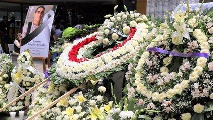 La autopsia revela que el estudiante mexicano Norberto Ronquillo murió asfixiado por estrangulamiento