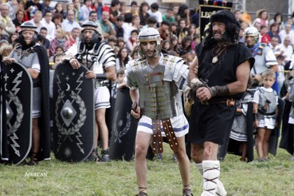 Las 'Guerras Cántabras', declarada Fiesta de Interés Turístico Internacional