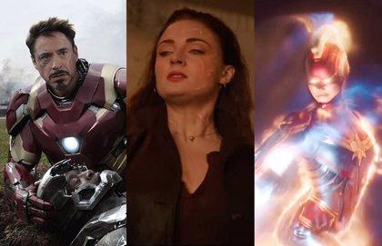 El final de X-Men: Fénix Oscura era una mezcla entre Civil War y Capitana Marvel