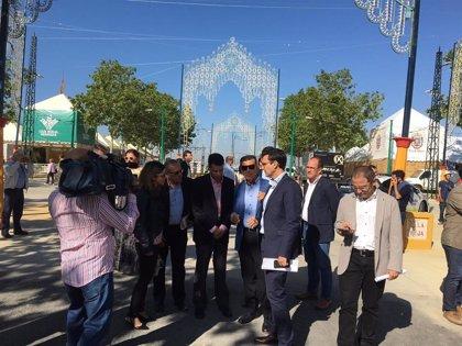 Una vecina del Zaidín encenderá el alumbrado de la Feria de Granada el próximo sábado